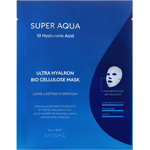 MISSHA - Ultra Hyaluron - Bio Cellulose Mask