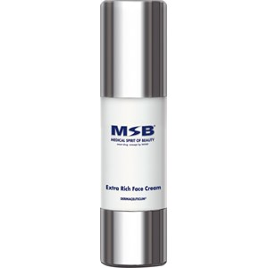 MSB Medical Spirit of Beauty - Abschlusspflege - Extra Rich Face Cream