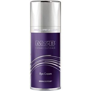 MSB Medical Spirit of Beauty - Abschlusspflege - Eye Cream