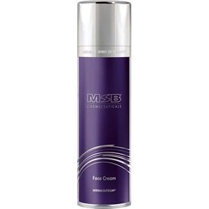 MSB Medical Spirit of Beauty - Abschlusspflege - Face Cream