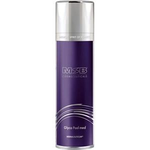 MSB Medical Spirit of Beauty - Basispflege - Glyco Peel med