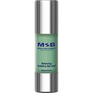 Image of MSB Medical Spirit of Beauty Pflege Specials Balancing Sedative Gel med 30 ml