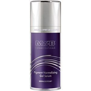 Image of MSB Medical Spirit of Beauty Pflege Specials Pigment Normalizing Gel Serum 30 ml