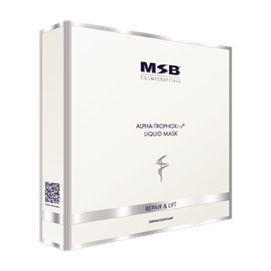MSB Medical Spirit of Beauty - Spezialpflege - ALPHA-TROPHOX112® Liquid Mask Set