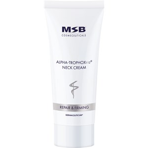 MSB Medical Spirit of Beauty - Special care - ALPHA-TROPHOX112® Neck Cream