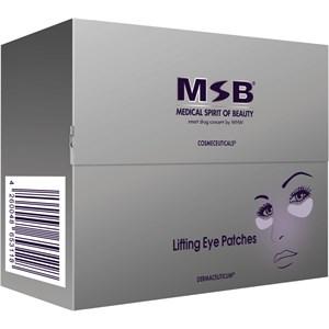 MSB Medical Spirit of Beauty - Spezialpflege - Dermaceuticum Lifting Eye Patches