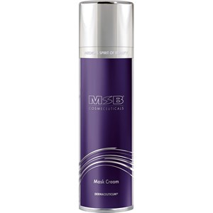 MSB Medical Spirit of Beauty - Special care - Mask Cream