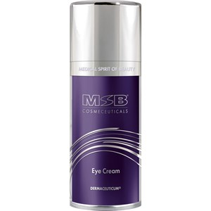Image of MSB Medical Spirit of Beauty Pflege Versorgen Eye Cream 30 ml
