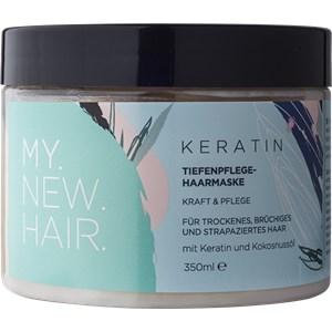 MY NEW HAIR - Masks - Keratin Haarmaske