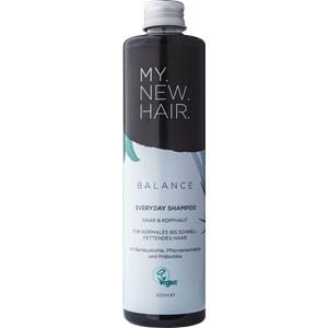 MY NEW HAIR - Shampoo & Conditioner - Balance Shampoo