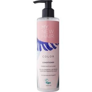 MY NEW HAIR - Shampoo & Conditioner - Color Conditioner