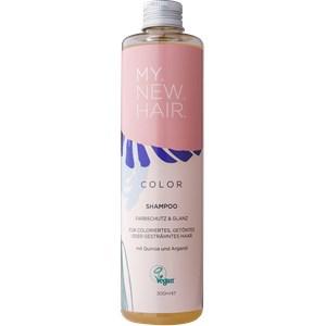 MY NEW HAIR - Shampoo & Conditioner - Color Shampoo