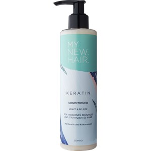 MY NEW HAIR - Shampoo & Conditioner - Keratin Conditioner