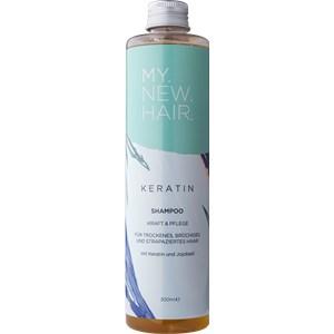 MY NEW HAIR - Shampoo & Conditioner - Keratin Shampoo