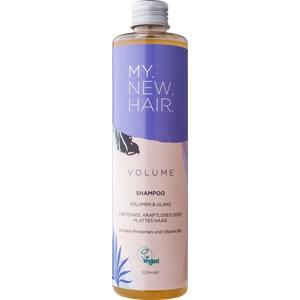 MY NEW HAIR - Shampoo & Conditioner - Volume Shampoo