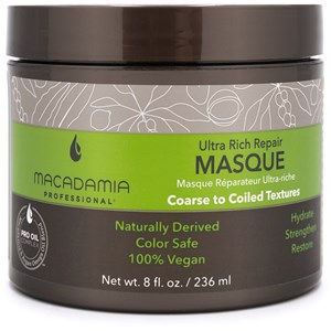 Macadamia - Wash & Care - Ultra Rich Moisture Masque