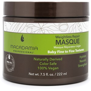 Macadamia - Wash & Care - Weightless Moisture Masque