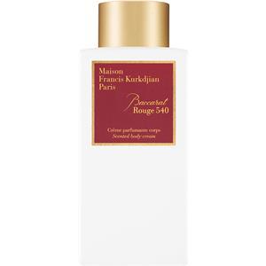 Maison Francis Kurkdjian - Baccarat Rouge 540 - Body Cream