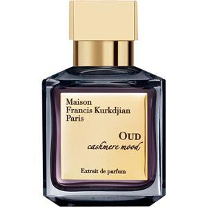 Image of Maison Francis Kurkdjian Unisexdüfte Oud Cashmere Mood Extrait de Parfum 70 ml