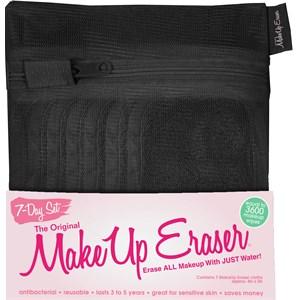 The Original Makeup Eraser - Reinigung - Black 7-Day Set