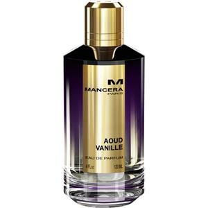 Mancera - Gold Label Collection - Aoud Vanille Eau de Parfum Spray