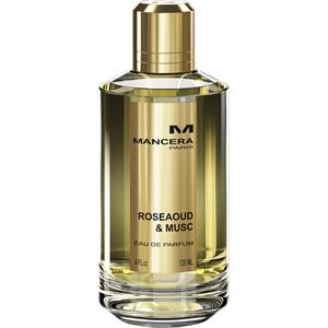 Mancera - Gold Label Collection - Roseaoud and Musk  Eau de Parfum Spray