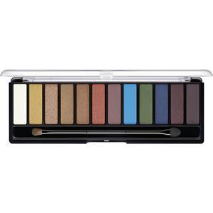 Manhattan - Augen - Colour Edition Eyemazing Eye Contouring Palette
