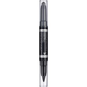 Manhattan - Silmät - Eyemazing Double Effect Eyeshadow & Liner
