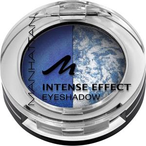 Manhattan Make-up Augen Eyeshadow Intense Effect Nr. 11G/101W Wild Night