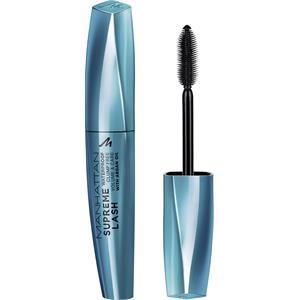 Manhattan - Augen - Supreme Lash Mascara Waterproof