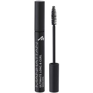 Manhattan - Eyes - Ultimate Long & Curl Mascara