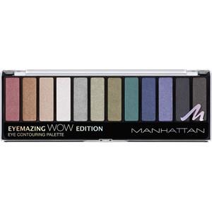 Manhattan - Augen - Wow Edition Eyemazing Eye Contouring Palette