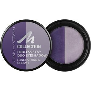 Manhattan - Colour Collection - Endless Stay Duo Eyeshadow