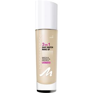 Manhattan - Viso - 3in1 Easy Match Make up