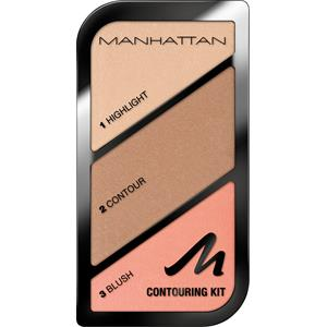 Manhattan - Gesicht - Contouring Kit