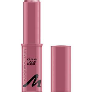 Manhattan - Gesicht - Creamy Touch Blush