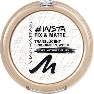 Manhattan - Face - Insta Fix & Matte Powder