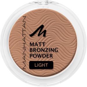 Manhattan - Gesicht - Matt Bronzing Powder