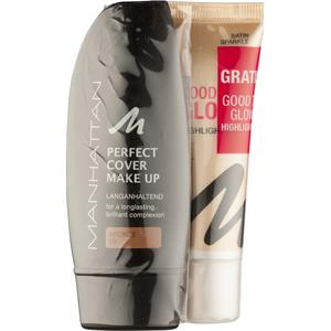 Manhattan - Gesicht - Perfect Cover Make-Up + Good To Glow