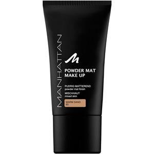 Manhattan Make-up Gesicht Powder Mat Make-Up Nr. 82