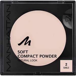 Manhattan - Visage - Soft Compact Powder