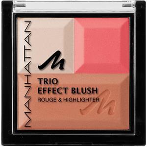 Manhattan - Gesicht - Trio Effect Blush