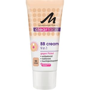 Manhattan - Cuidado facial - Clearface 9 in 1 BB Cream