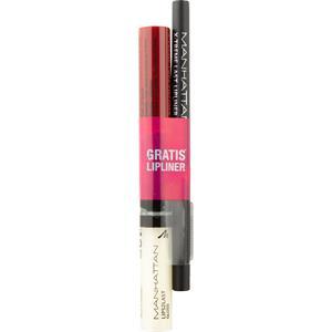 Manhattan - Lips - Lips2Last Colour & Gloss 7,5 ml + X-Treme Last Lipliner 0,2 g