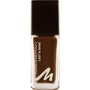 Manhattan - MH Sparkling Nudes - Last & Shine Nail Polish