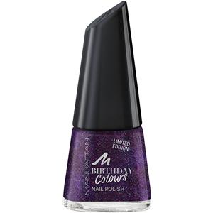 Manhattan - Nägel - Birthday Colours Nail Polish