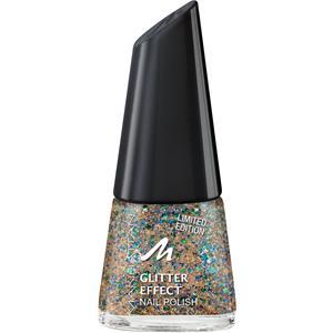 Manhattan - Nägel - Colour Jungle Glitter Effect Nail Polish