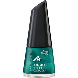 Manhattan - Nails - Colour Jungle Shimmer Effect Nail Polish