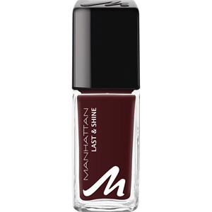 Manhattan - Kynnet - Fall Collection Tribal Nature Last & Shine Nail Polish