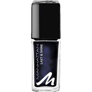 Manhattan Make-up Nägel Last & Shine Nail Polis...